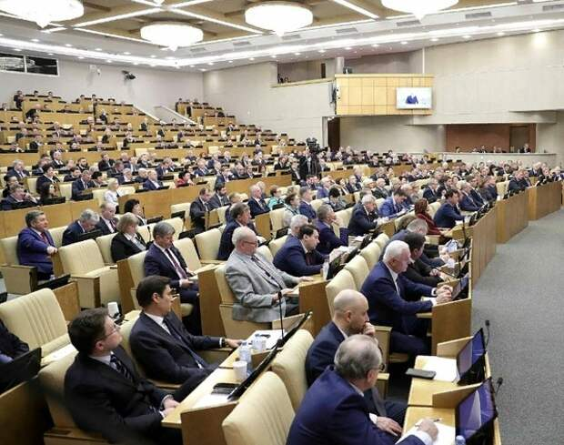 Володин: коронавирусом заразились пять депутатов Госдумы