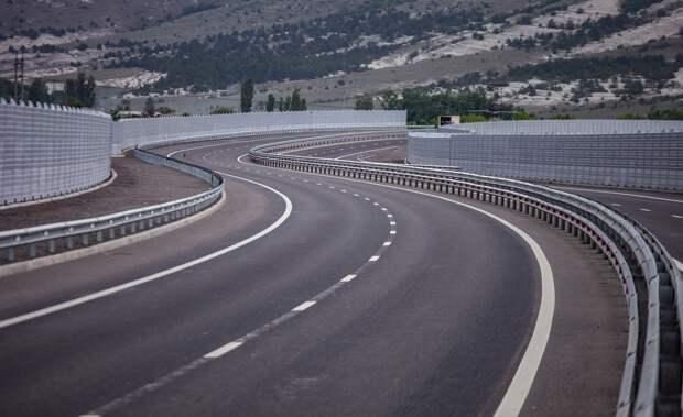 Когда на «Тавриде» разрешат ездить со скоростью 110 километров в час