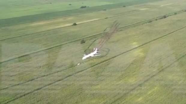 «Чудо в Раменском»: пилоты спасли жизни 226 пассажиров
