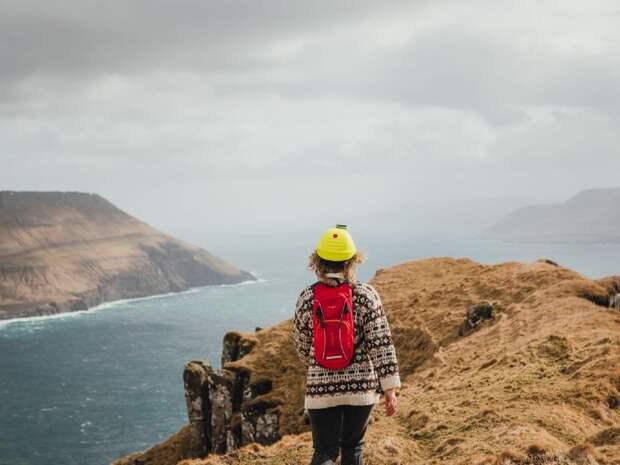 Вы можете управлять жителем Фарер онлайн – он будет прыгать и бегать по острову