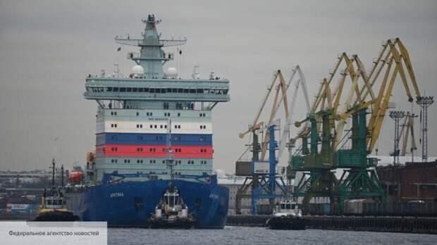 NI: Россия и Китай пугают США «технотриллером» в Арктике