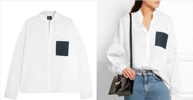 Белые блузки (идеи)