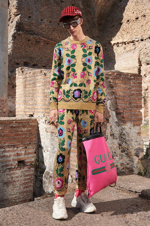 Круизная коллекция Gucci 2018