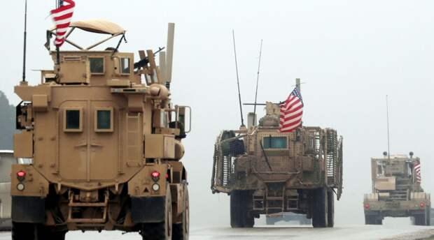 США перебросили из Ирака дополнительное вооружение в Сирию