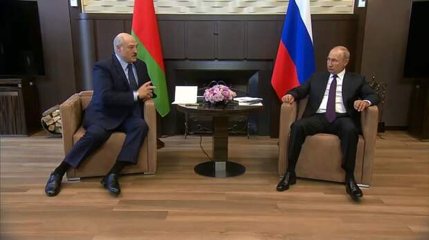 Россия даст Белоруссии кредит на 1,5 млрд. долларов