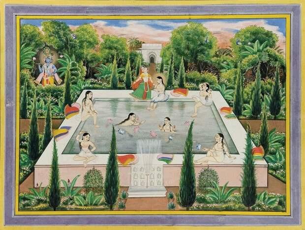 Фото №1 - Необычные секс-традиции Древней Индии