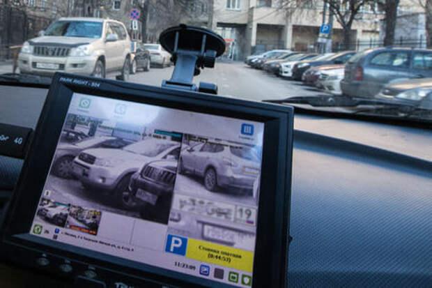 Москвичка получила штрафов на 500 тысяч рублей за парковку