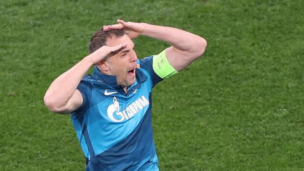 Дзюба стал лучшим бомбардиром чемпионата России-2020/21