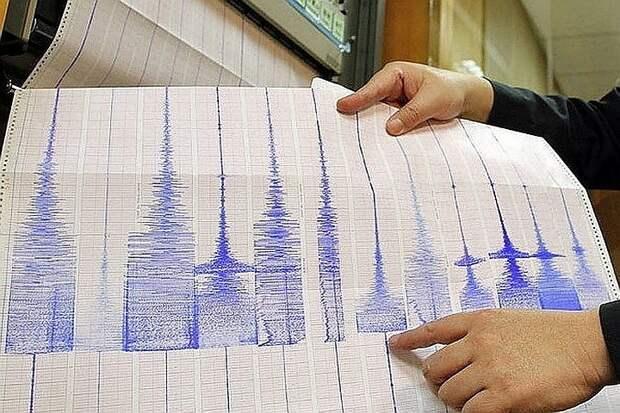 Землетрясение магнитудой 6 произошло у берегов острова Тасмания