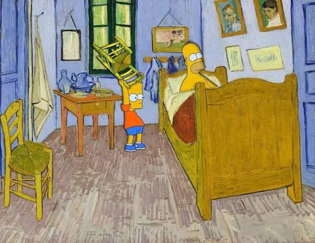 Симпсоны изобразительного искусства (12).jpeg