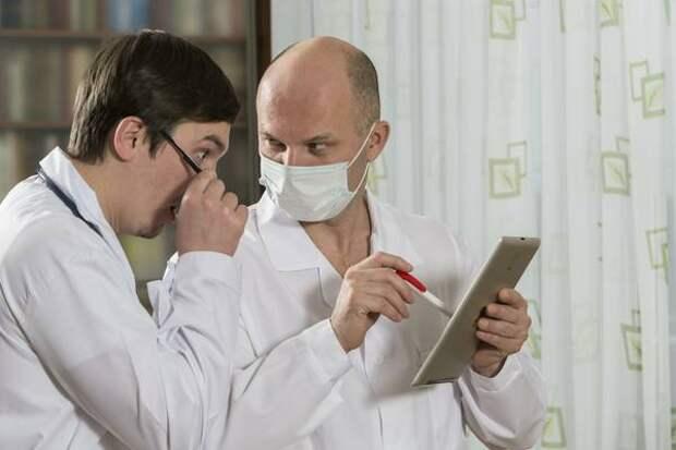 """Русский врач дважды поставил американца в тупик: """"Доктор, почему?"""""""
