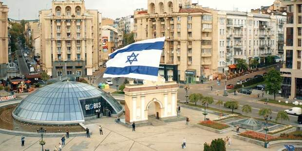 Голос Мордора: Как пан Володимир Зеленський за Израиль переживал