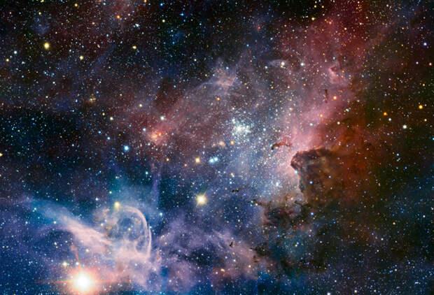 Эта Киля: краткая история взрывающейся звезды