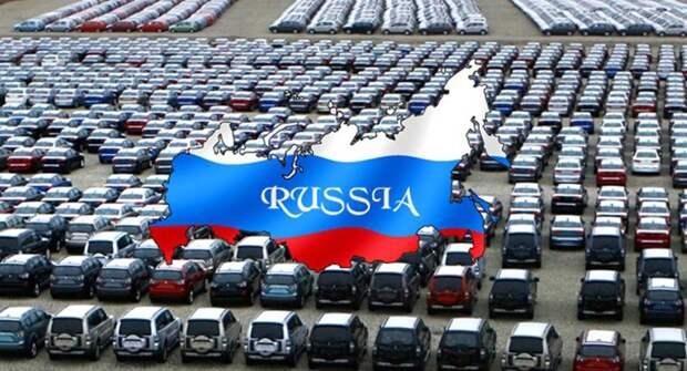 Россия вышла из ТОП-10 крупных авторынков по итогам первого квартала