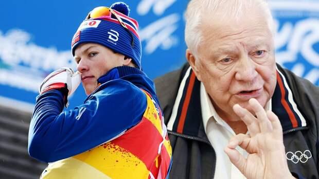 Почетный член МОК из России защитил норвежских лыжников