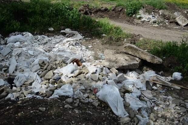 В Краснодаре завели уголовные дела по свалкам в Индустриальном