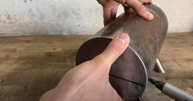 Мини барбекю-гриль своими руками: как сделать походный вариант «на двоих»