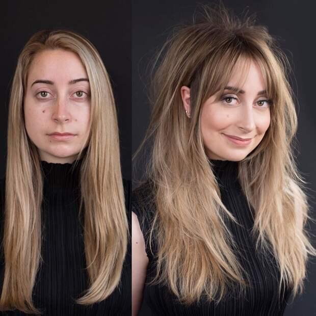 Светлые стрижки на длинные волосы 2021: модные и красивые идеи