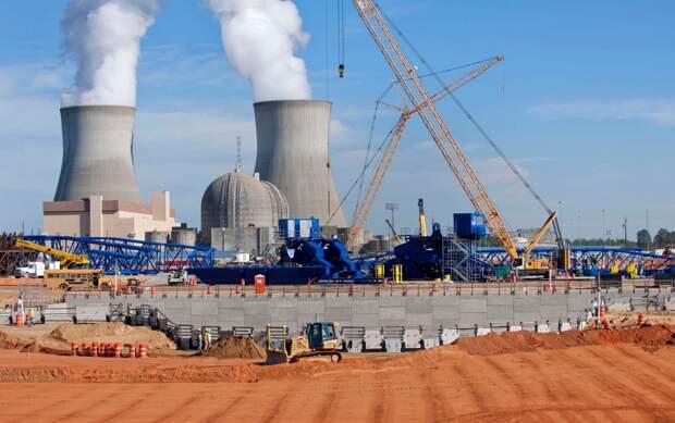 США метят на место нового лидера по экспорту «лучших в мире технологий» для АЭС
