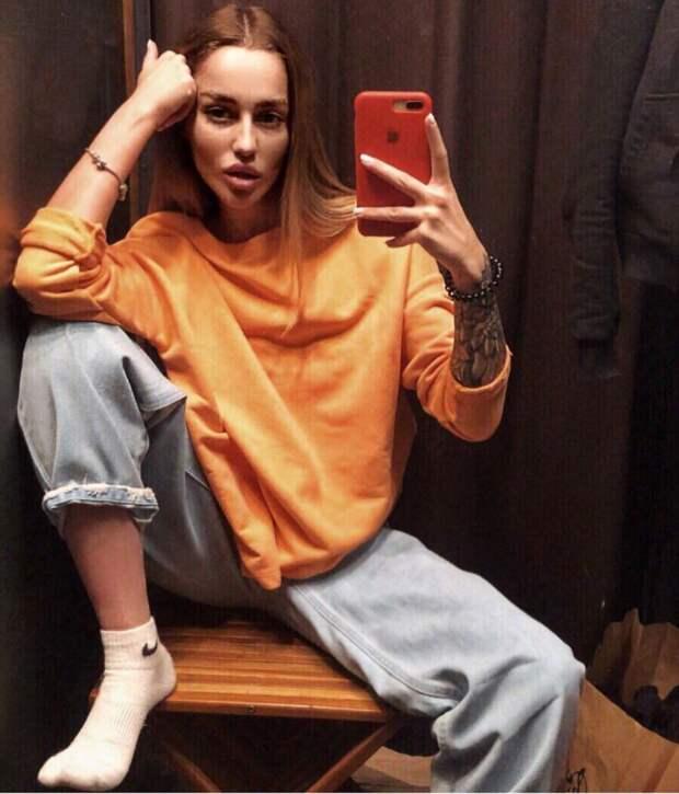 7 фото новой девушки Гуфа Юлии Королёвой, которая похожа на его бывших