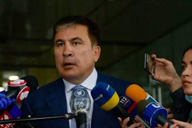 Саакашвили поведал о плане американцев по захвату Донецка