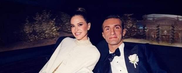 Даша Жукова впервые показала лицо сына от греческого миллиардера
