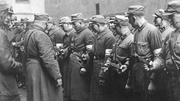 Переживший немецкую оккупацию лужанин рассказал о зверствах полицаев из Прибалтики в годы ВОВ