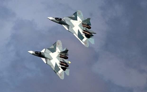 Вдали от противника: почему Су-57 начали разворачивать на юге России