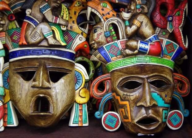 Анализ древних костей рассказал, как жил посол индейцев майя