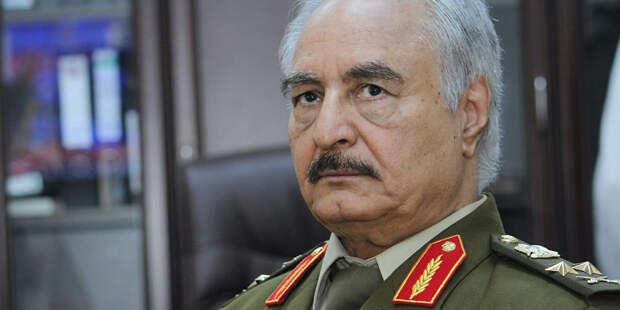 Хафтар готов подписать соглашение о прекращении огня