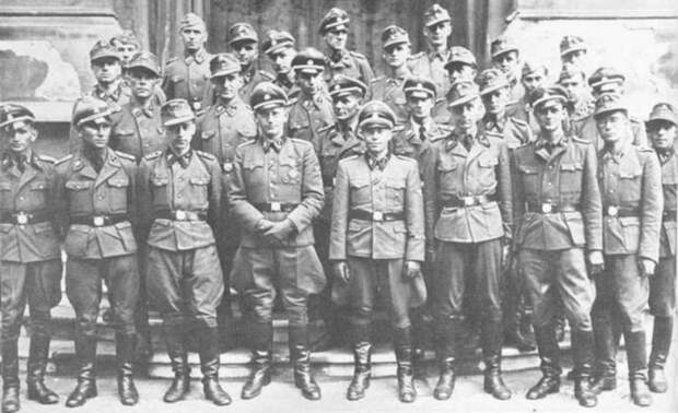 14-я гренадерская дивизия. /Фото: img.novosti-n.org