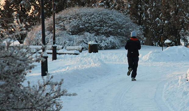 Лучшие кардиотренировки в зимнее время