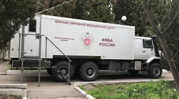 Власти Ялты намерены привлекать сводные отряды медиков ФМБА в регион и в дальнейшем