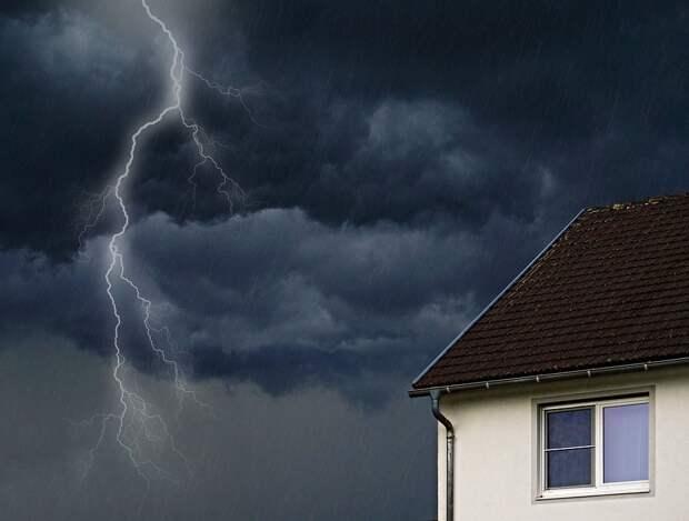 Гроза и шквалистый ветер ожидаются в Удмуртии