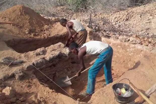 Сомалийское побережье было крупным перевалочным пунктом в Средние века