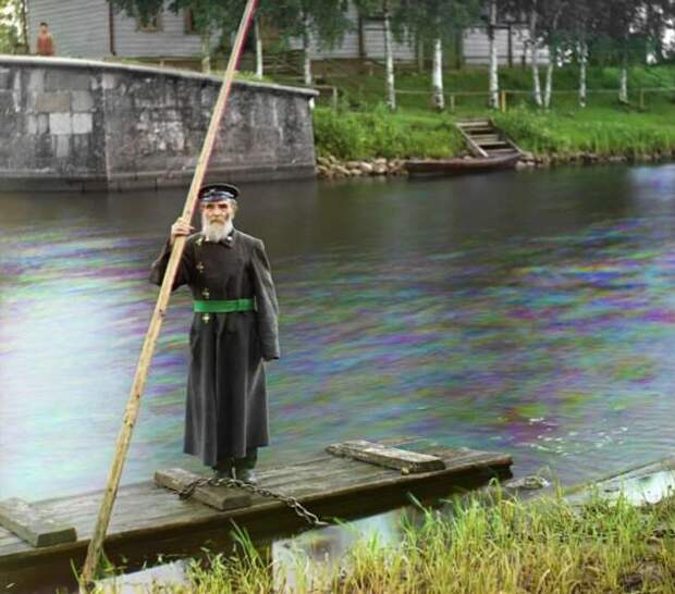 Русская глубинка времен первой половины XX века (30 фото)