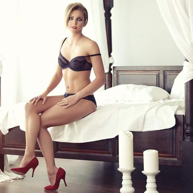 14 самых сексуальных спортсменок России
