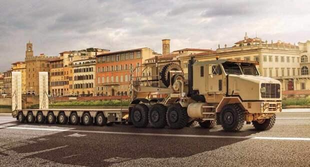 Поставщик американской почты будет производить грузовики для военных
