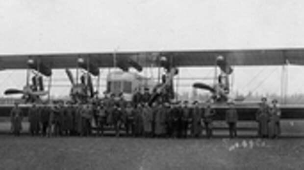 Сто лет побед воздушно-космического флота России