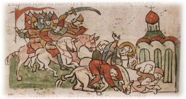 Монголы на Руси. Вынужденный союз