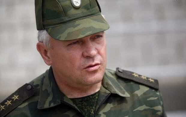"""Российский генерал ответил на заявление о """"поднятии"""" флага Грузии на базе России"""