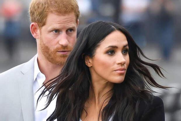 Дочь принца Гарри и Меган Маркл признали наследницей британского престола