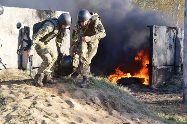 Пургин сказал, что произойдет, если ВСУ начнутгородские бои вДонбассе
