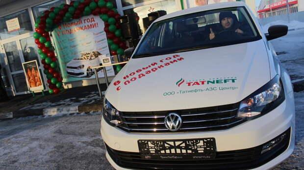 Татнефть и Volkswagen решили протестировать автомобили, топливо, масло и шины