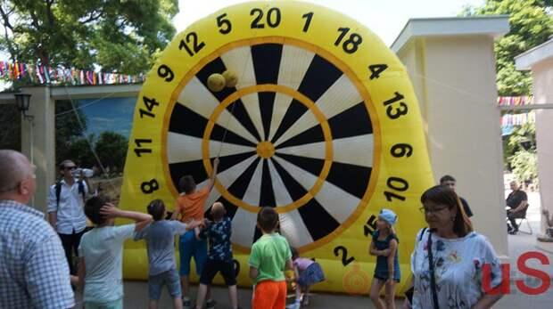 Пневмоконструкции для спортивных мероприятий  Sports inflatables
