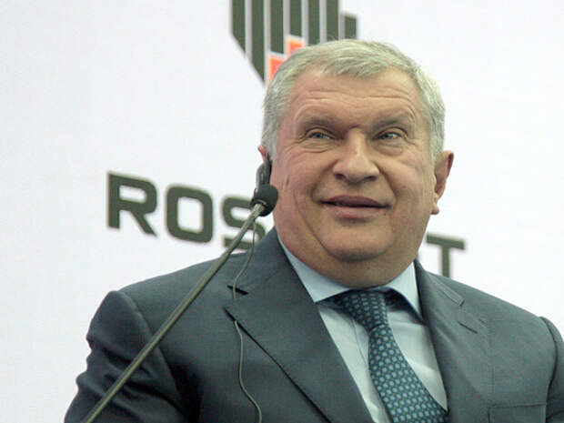 В Сети потребовали отставки Сечина с поста главного исполнительного директора «Роснефти»