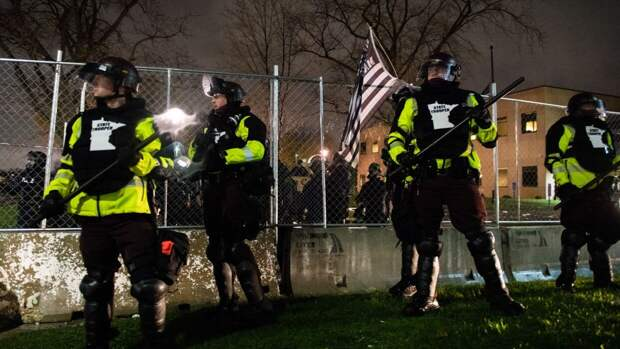 Фонд борьбы с репрессиями расследует полицейский скандал в США