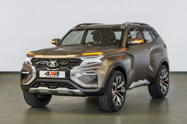 Глава Renault официально анонсировал внедорожник Lada Niva нового поколения