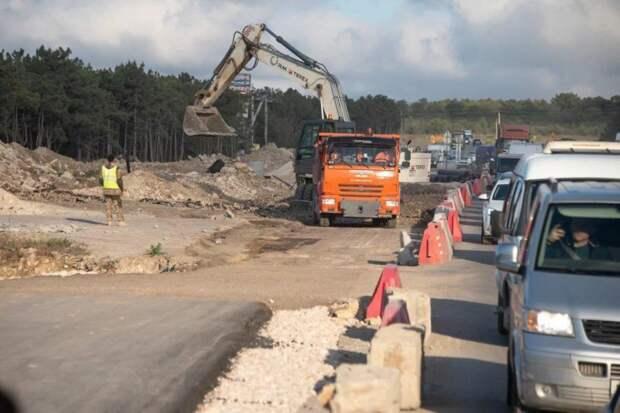 Как Севастополь сможет снизить пробки на дорогах