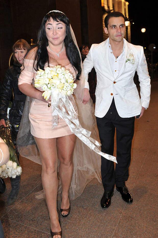 свадьба лолиты милявской